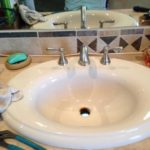 Sink Mount and Hardware Install